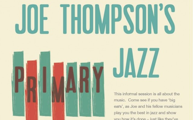 Joe Thompson Primary Jazz